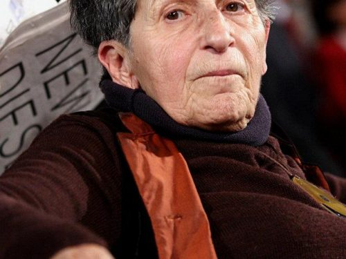 Miriam Mafai (la bandiera delle donne) di Concita De Gregorio