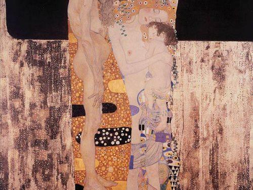 Le tre età della donna –  Gustav Klimt