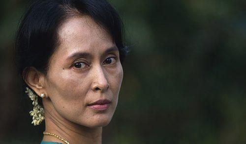 Aung San Suu Kyi  – La donna della Pace e dei Diritti umani