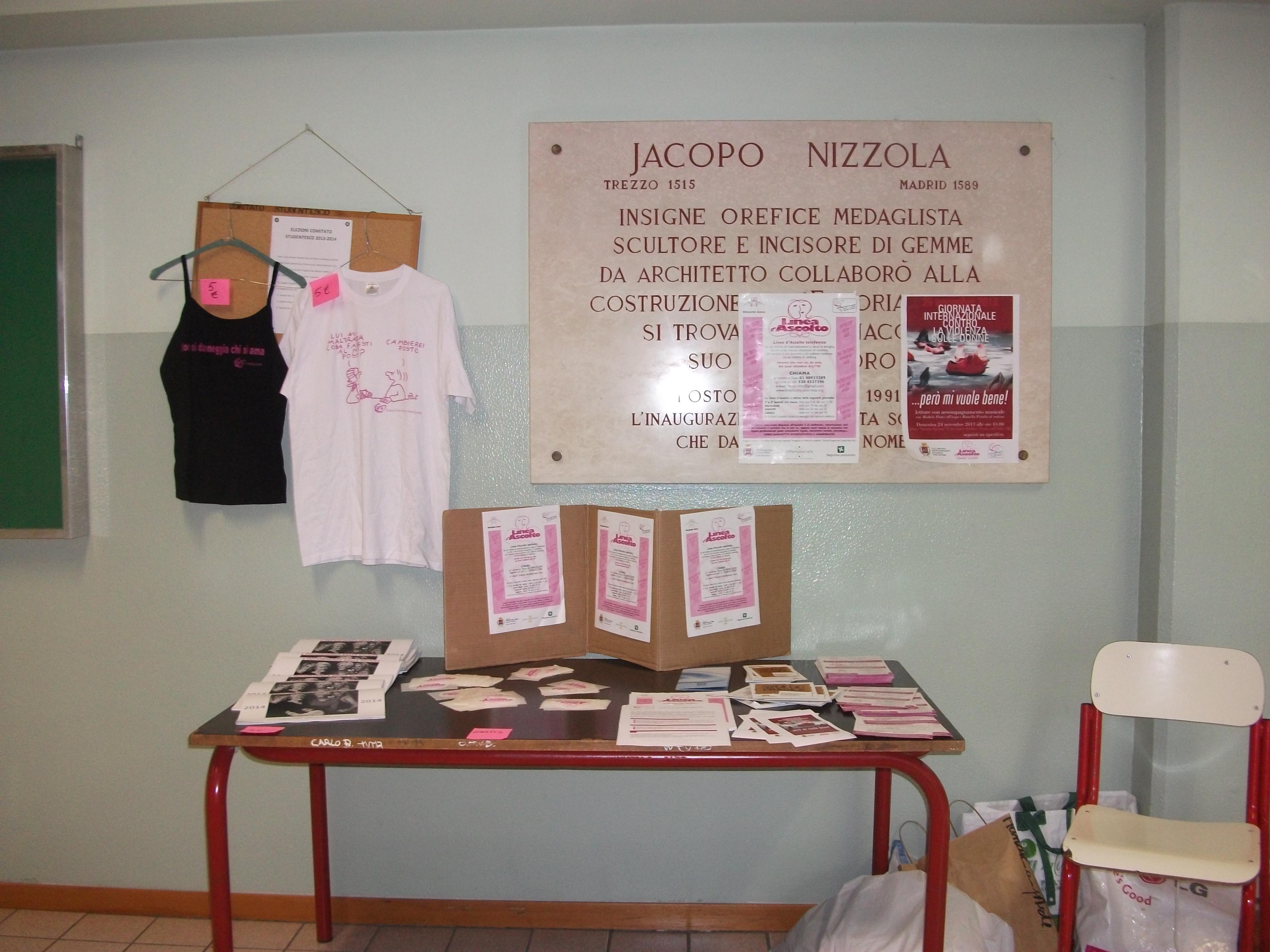 23 novembre 2013 -  Istituto Tecnico  J. Nizzola di Trezzo s/A.