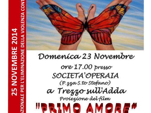 """23 Novembre vediamo insieme """"Primo amore"""" di Matteo Garrone"""