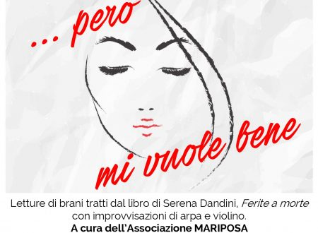 """""""Pero' mi vuole bene""""  domenica 27 novembre 2016 a Bernareggio (MI)"""
