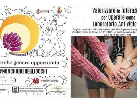 Linea d'Ascolto è uno sportello del Centro Antiviolenza V.I.O.L.A.