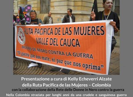 """Presentazione del libro """"La verità delle donne. Vittime del conflitto armato in Colombia"""""""