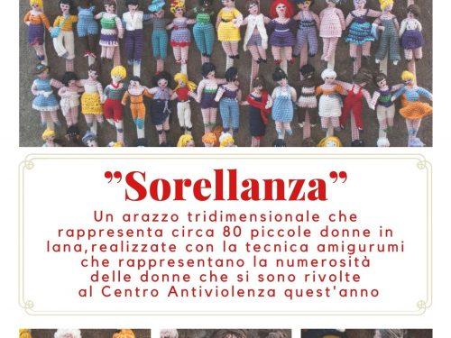"""""""Sorellanza"""" per il nostro 25 Novembre 2020"""